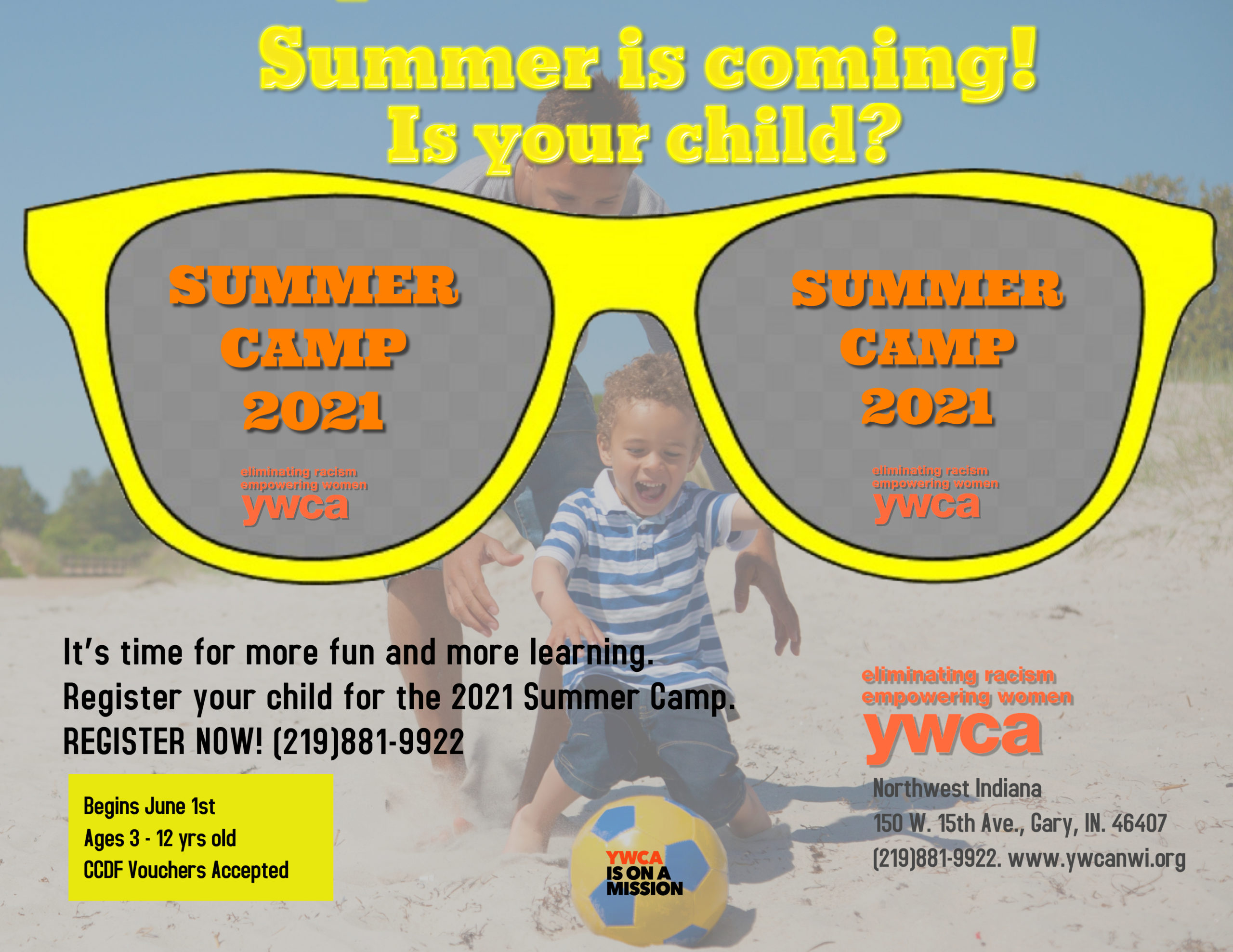 Summer is Coming 2021 Camp